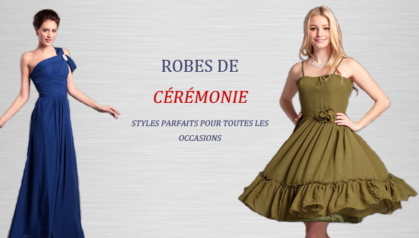 Robes pour occasions speciales