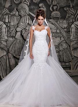 Bridesire Robes De Mariage De Style Sirene Robes Magnifiques Pour Toutes Les Femmes Bridesire
